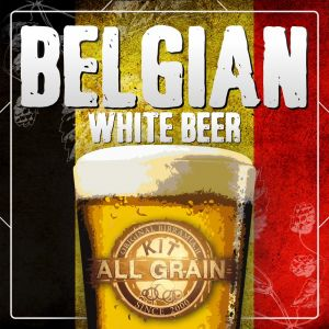 Kit Birra all grain Belgian White Beer
