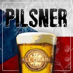 Kit Birra all grain Pilsner