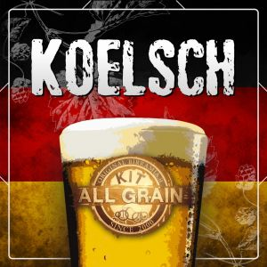 Kit Birra all grain Koelsch