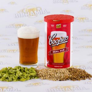 Coopers Real Ale 1,7 kg - malto pronto