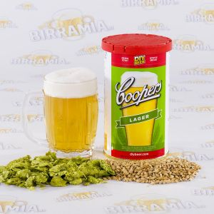 Coopers Lager 1,7 kg - malto pronto