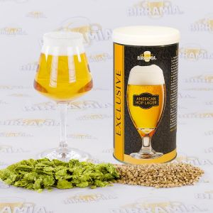 Exclusive American Hop Lager 1,8 kg