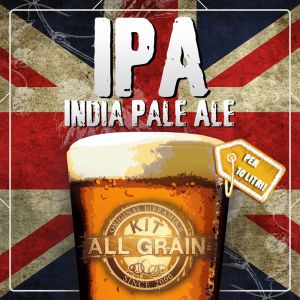 all grain IPA Nano