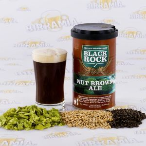 Black Rock Nut Brown Ale 1,7 kg - malto pronto