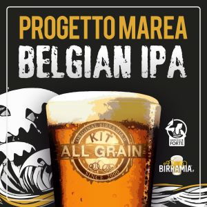 Progetto Marea - Kit All Grain Belgian