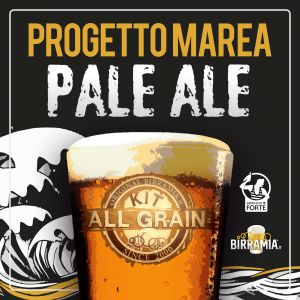 Progetto Marea - Kit All Grain Pale Ale
