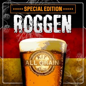 Kit birra all grain Roggen 23lt