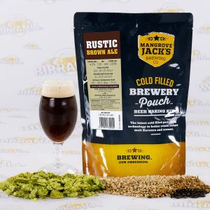 Malto pronto Rustic Brown Ale